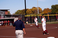 Iowa State softball VS Iowa Central