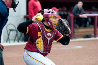 Iowa State Softball VS Oklahoma State. 4/6/2013