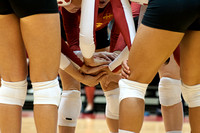 Iowa State Volleyball VS Baylor. 9/28/2013