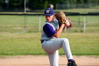 Webster City Little League12u All-Stars VS Boone (Game 1)